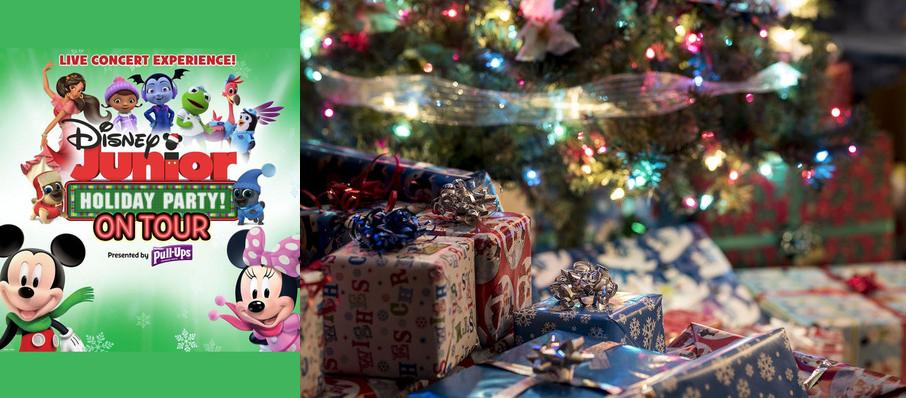 Disney Junior Holiday Party at Warner Theater