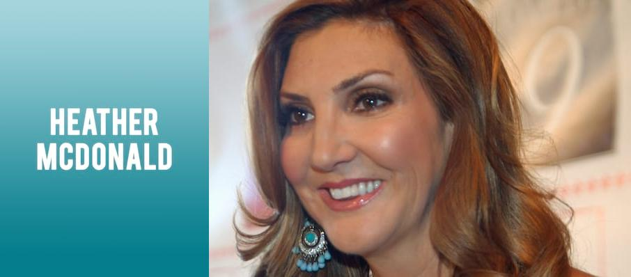 Heather McDonald at City Winery DC