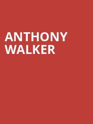 Anthony Walker at City Winery DC