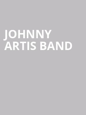 Johnny Artis Band at Birchmere Music Hall