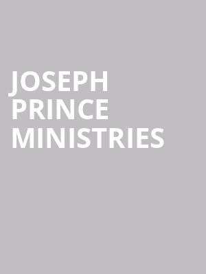 Joseph Prince Ministries at Warner Theater