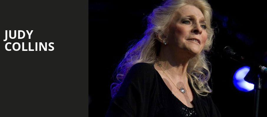 Judy Collins, Birchmere Music Hall, Washington