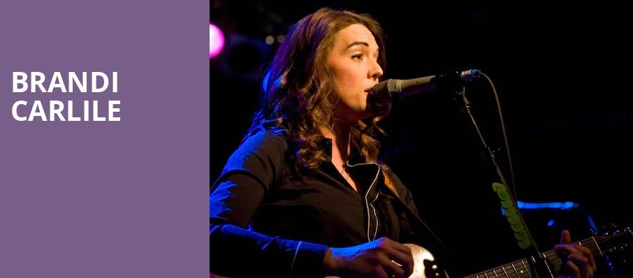 Brandi Carlile, Wolf Trap, Washington
