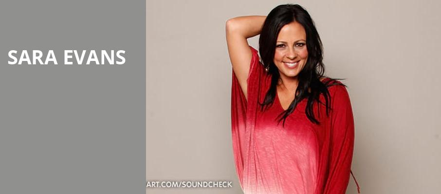 Sara Evans, Birchmere Music Hall, Washington
