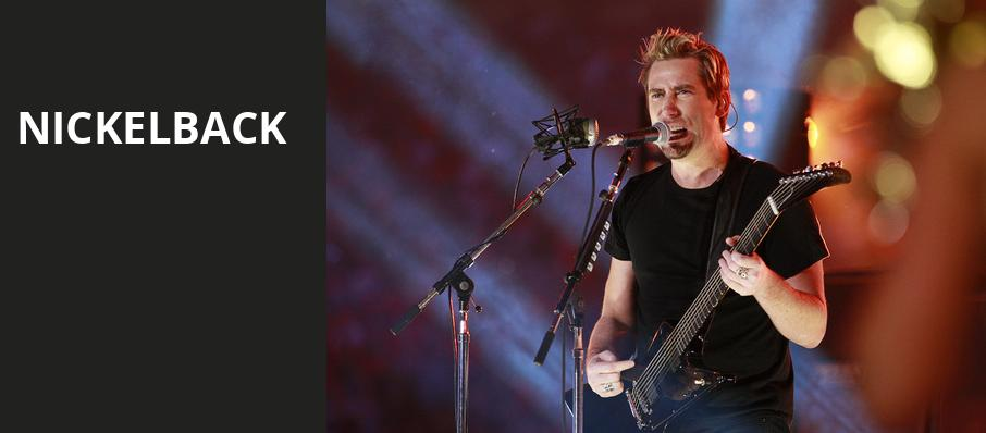 Nickelback, Jiffy Lube Live, Washington
