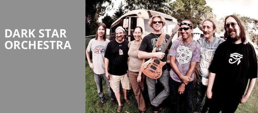 Dark Star Orchestra, The Hamilton, Washington