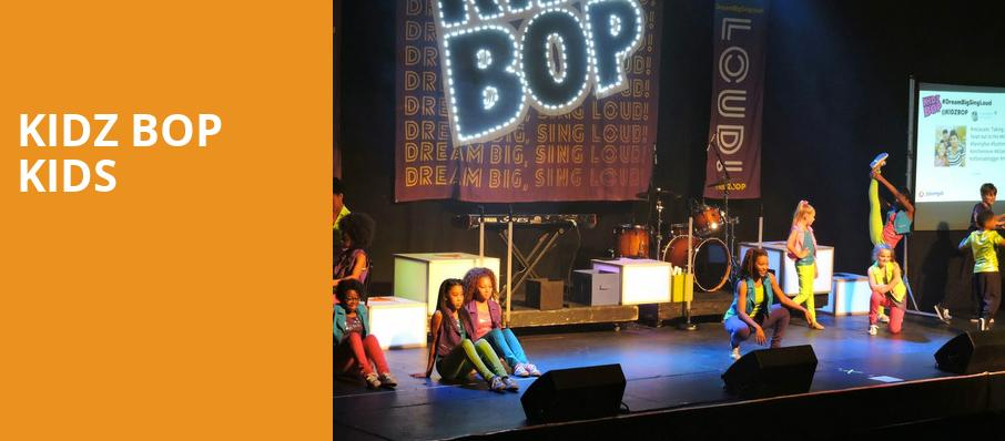 Kidz Bop Kids, Jiffy Lube Live, Washington