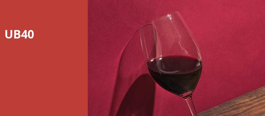 UB40, Wolf Trap, Washington