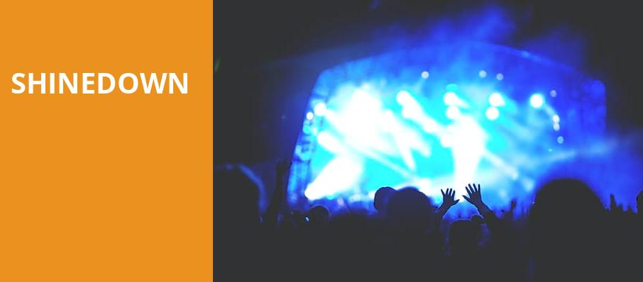 Shinedown, Jiffy Lube Live, Washington