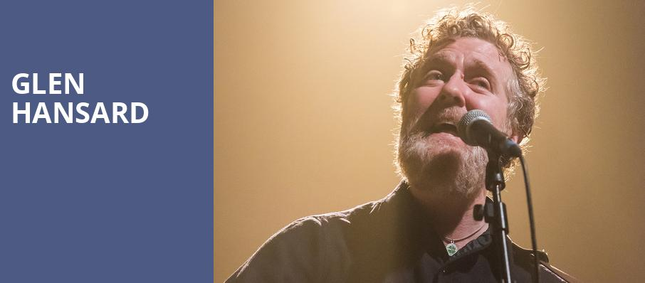 Glen Hansard, Lincoln Theater, Washington
