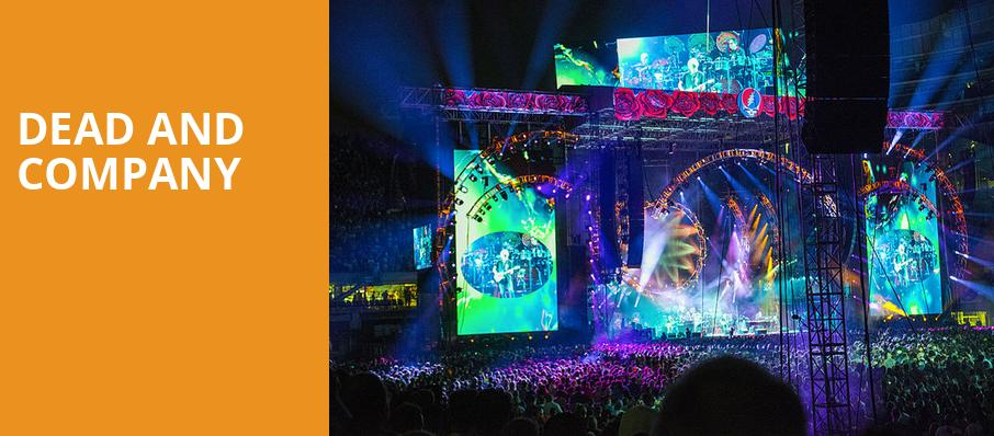 Dead And Company, Jiffy Lube Live, Washington