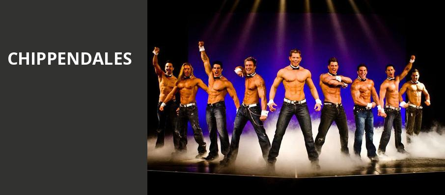 Chippendales, The Fillmore Silver Spring, Washington