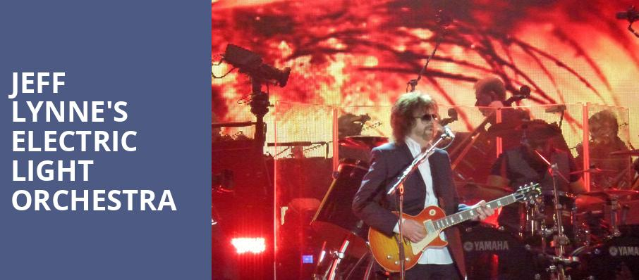 Jeff Lynnes Electric Light Orchestra, Verizon Center, Washington