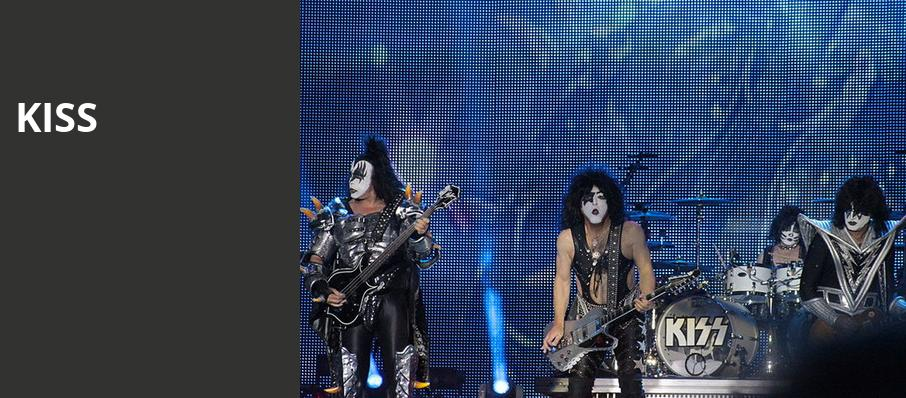 KISS, Jiffy Lube Live, Washington