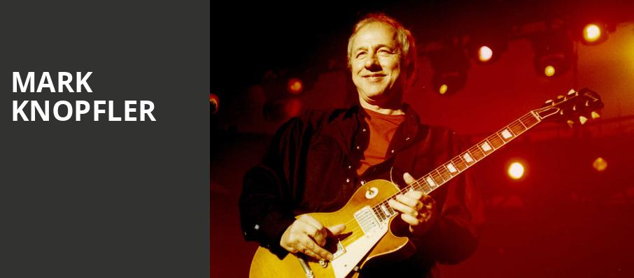 Mark Knopfler, Wolf Trap, Washington