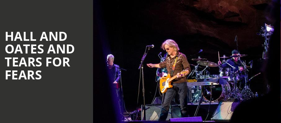 Hall and Oates and Tears for Fears, Verizon Center, Washington