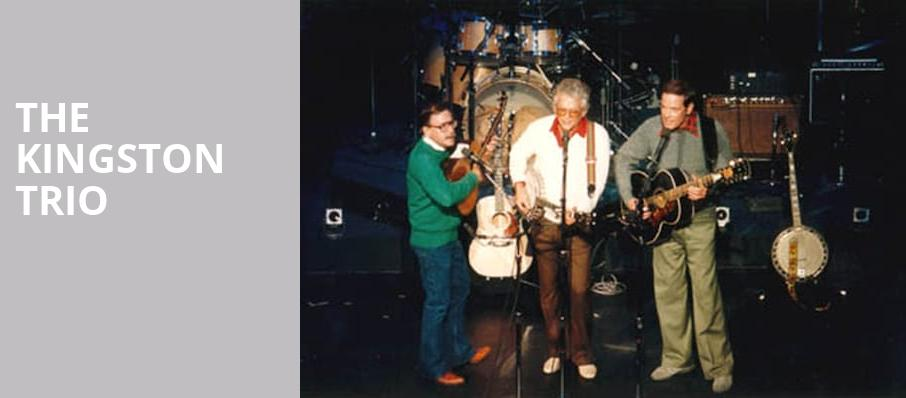 The Kingston Trio, Birchmere Music Hall, Washington