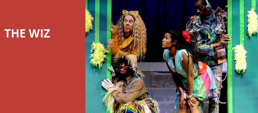 The Wiz, Fords Theater, Washington