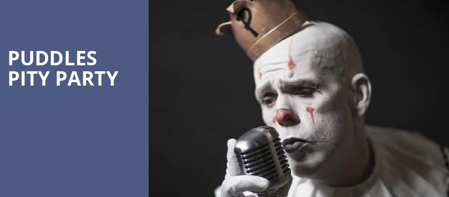 Puddles Pity Party, Lincoln Theater, Washington