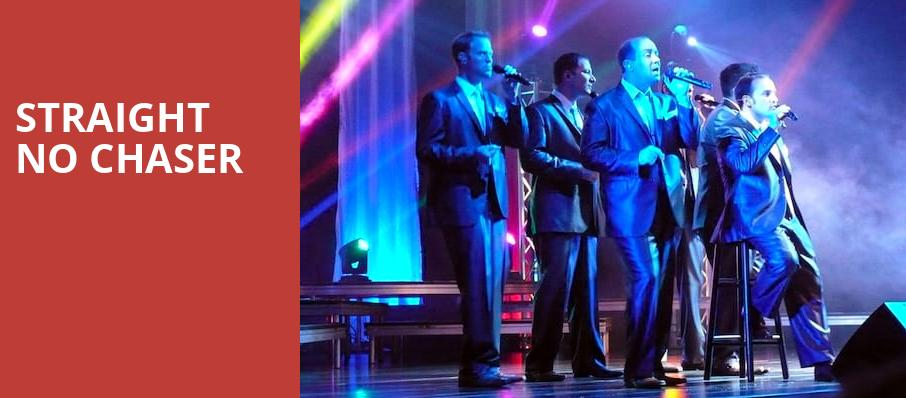 Straight No Chaser, The Theater at MGM National Harbor, Washington