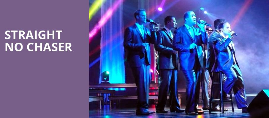 Straight No Chaser, DAR Constitution Hall, Washington
