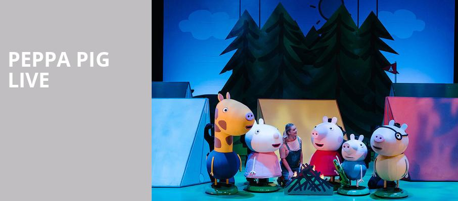 Peppa Pig Live, Warner Theater, Washington