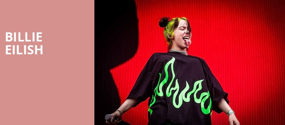 Billie Eilish, The Anthem, Washington