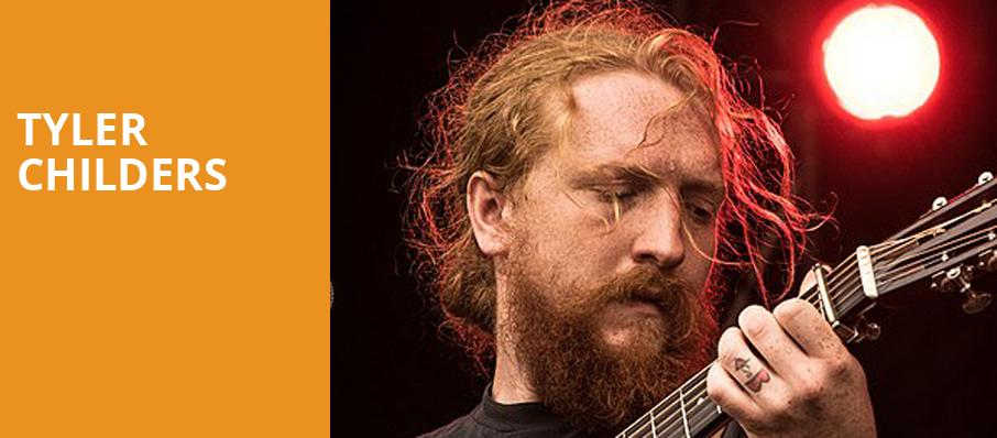 Tyler Childers, The Anthem, Washington