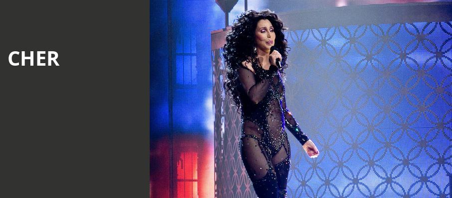 Cher, Capital One Arena, Washington