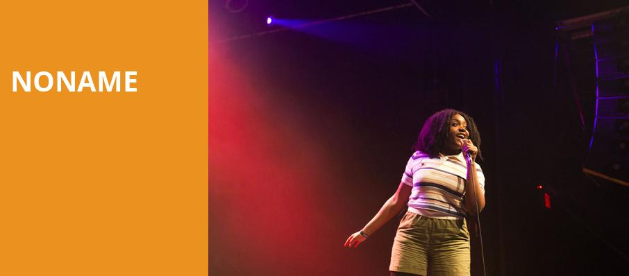 Noname, 930 Club, Washington