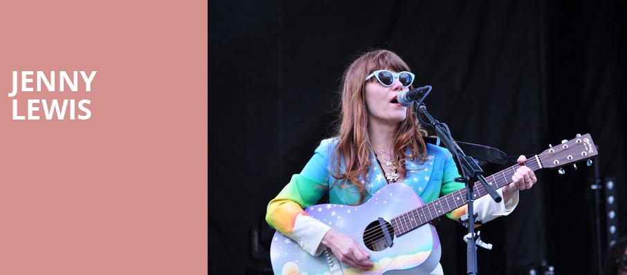 Jenny Lewis, The Anthem, Washington