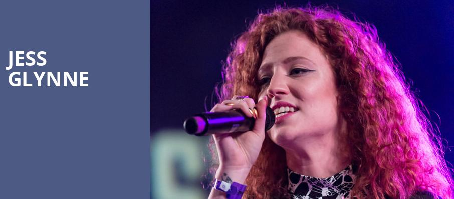 Jess Glynne, Lincoln Theater, Washington