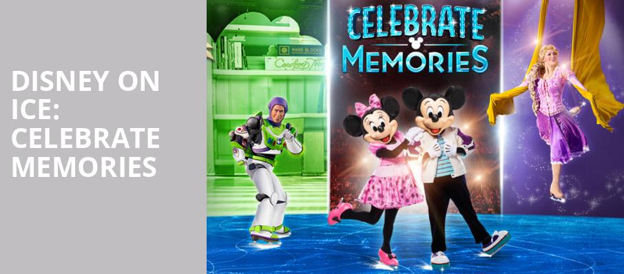 Disney On Ice Celebrate Memories, Capital One Arena, Washington