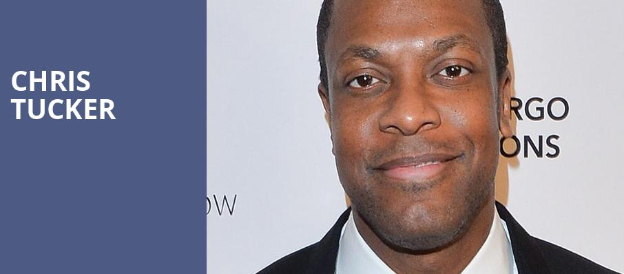 Chris Tucker, The Theater at MGM National Harbor, Washington