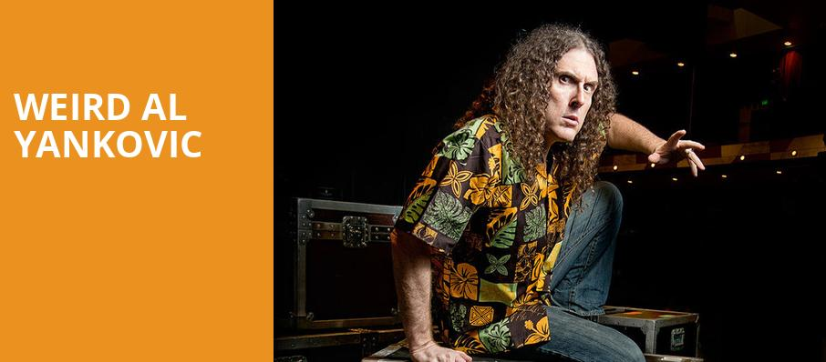 Weird Al Yankovic, Wolf Trap, Washington