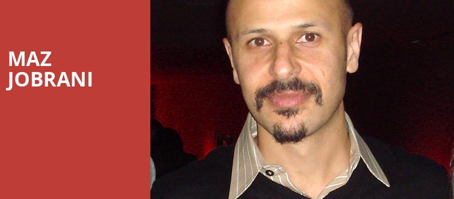 Maz Jobrani, Kennedy Center Concert Hall, Washington
