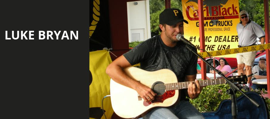Luke Bryan, Jiffy Lube Live, Washington