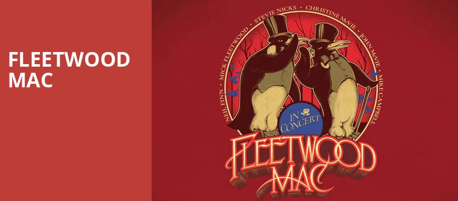 Fleetwood Mac, Verizon Center, Washington