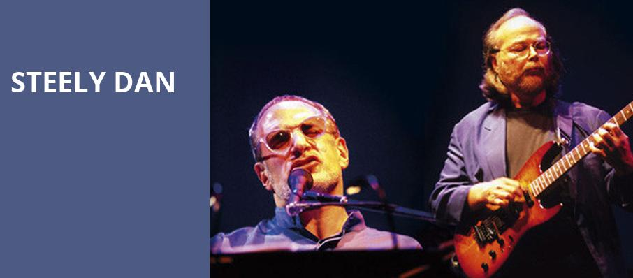 Steely Dan, The Theater at MGM National Harbor, Washington