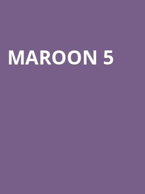 Maroon 5, Jiffy Lube Live, Washington