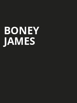 Boney James, Birchmere Music Hall, Washington