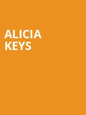 Alicia Keys, The Theater at MGM National Harbor, Washington