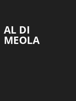 Al Di Meola, The Hamilton, Washington