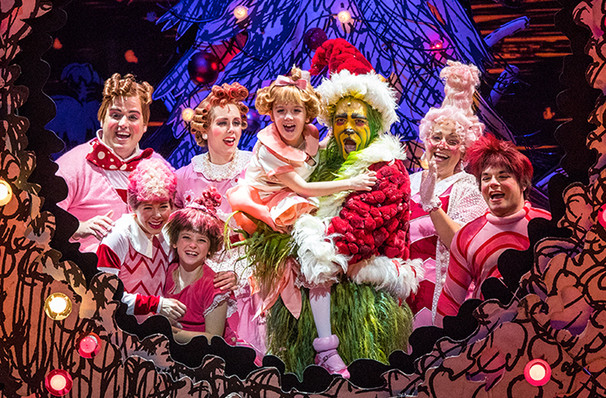 How The Grinch Stole Christmas, National Theater, Washington