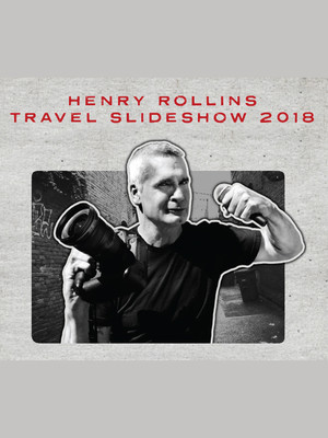 Henry Rollins, Lincoln Theater, Washington